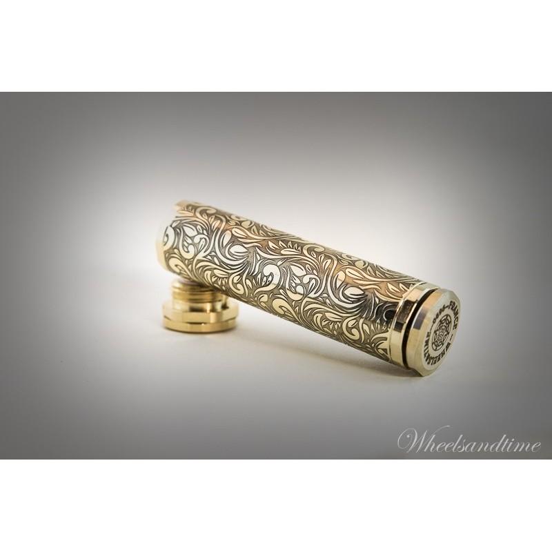 MOD MECA Scribe Blumenbatterien 18650 (24mm)
