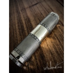"Scribe ""knurled"" battery 18650 (24mm)"
